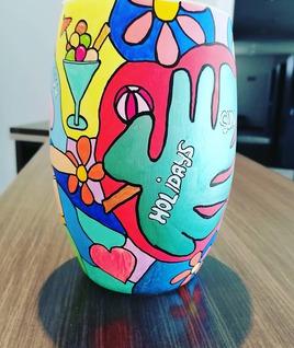 Vase face 2