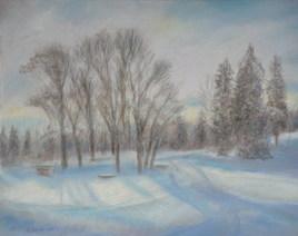 Lumière hivernale 24 - Le Cernil