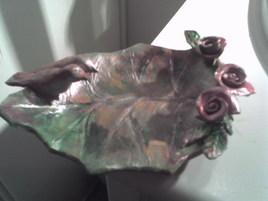 coupelle aux roses