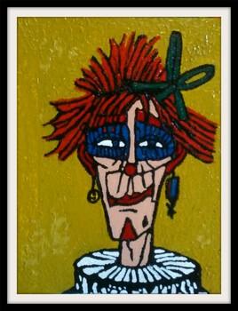 Clown au Flo. Version 1