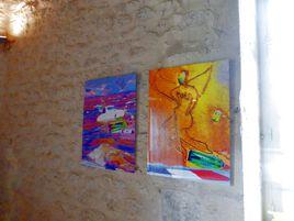 Expo Bordeaux USA à Cussac Fort Medoc