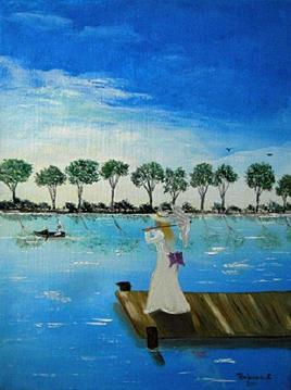 le lac des barques