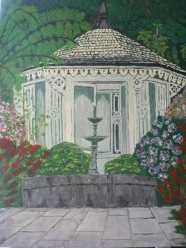 Jardin créôle