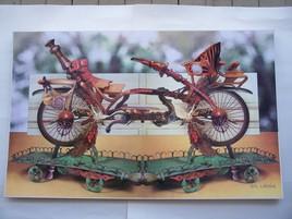 LA BICYCLETTE A LOUIS XIV