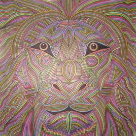 Lion cosmique