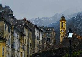 L'église de Corte - Le fichier 20€ - Tirages tous formats voir mon site sur mon profil