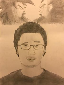 dessin de Brice