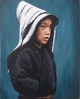 Enfant Népal