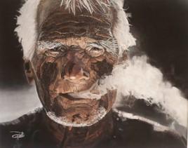 Old Black Face