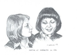 2 copines