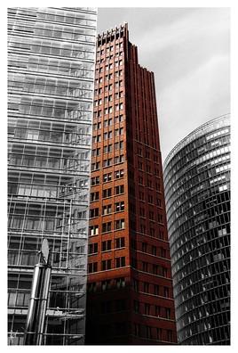 Berlin. Potsdamer Platz DC