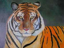 La force du tigre
