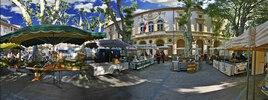 Le marché de St Rémy - Le fichier 20€ - Tirages tous formats voir mon site sur mon profil