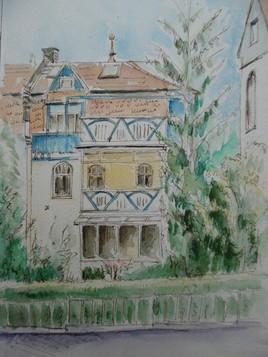 La maison bleue 2