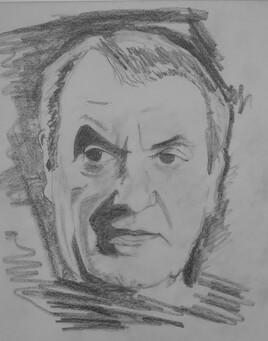 Jean Carmet  janvier 1987
