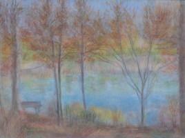 Lac de St-Point en automne 3