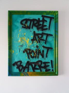 Street Art Point Barre