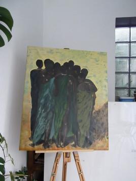 Afrique     Hésitation