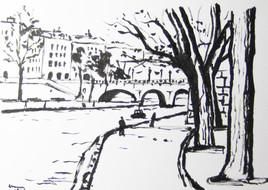 Les quais de Paris
