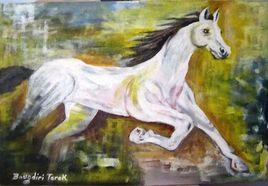 Peinture Étape vers la vie