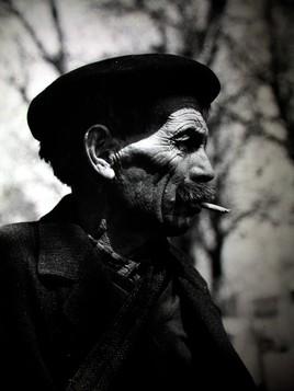 Portrait montagnard