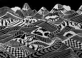 Lino-paysage