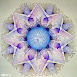 fleur bleue..