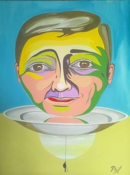 auto-portrait No 3