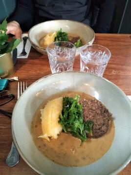 le plat écossais par excellence : le Haggis
