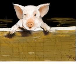 Le Petit Cochon.....