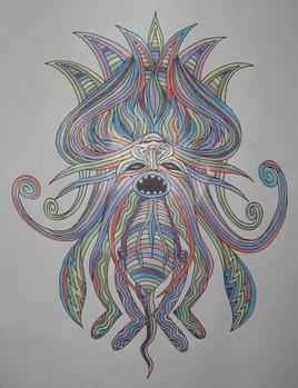 Créature extraterrestre 2