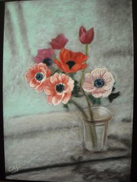 Nature morte fleur