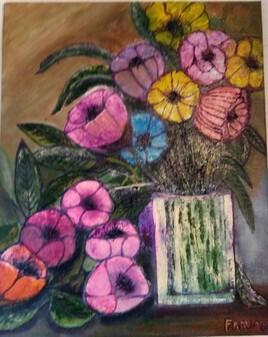 Bouquet permis