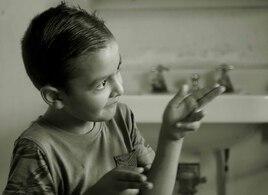 Enfant Roumain - Le fichier 20€ - Tirages tous formats voir mon site sur mon profil