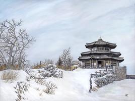 Temple Coréen