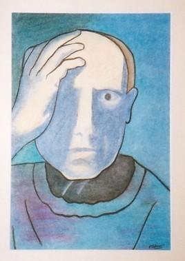 Autoportrait de Picasso