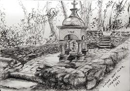 Fontaine de Limerzel (Bretagne)