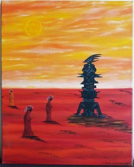 Totem Dévotion