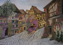 á Eguisheim