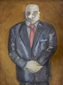 Portrait d´un homme