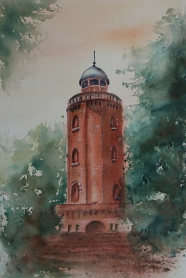 Château d' eau de Toulouse