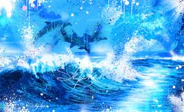 Envol sur l'Océan