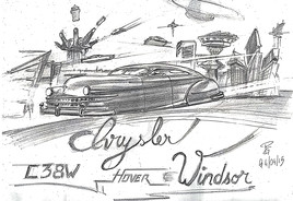 Chrysler hover windsor