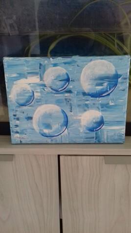 Encore des bulles