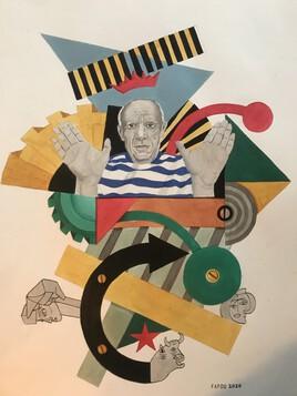 Même Picasso n'y comprend plus rien !!!!!