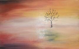 l ombre de l arbre