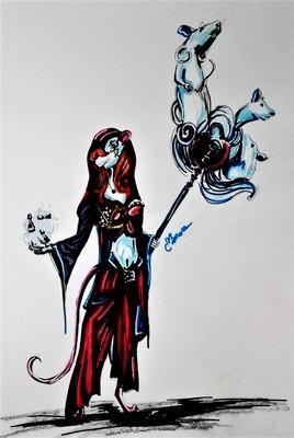 la grande prêtresse