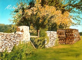 Porte champêtre