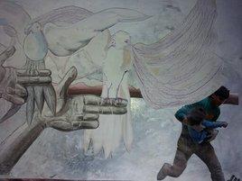 Peinture la paix