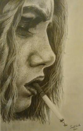 L'amour est une fumée faite de la vapeur des souvenirs (Shakespeare)
